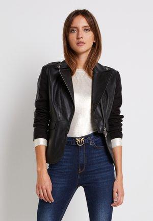 Köp Skinnjackor från Pinko för Kvinna Online | FASHIOLA.se