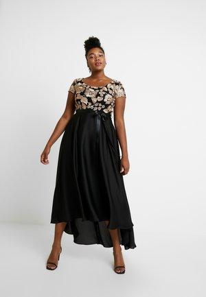 Moda Negros En Tallas Grandes Swing Curve De Mujer En Zalando