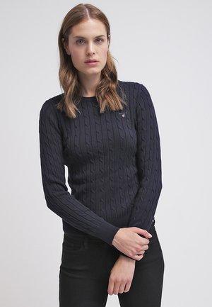 Kabelstickade tröjor GANT online | Dam & Herr | Zalando
