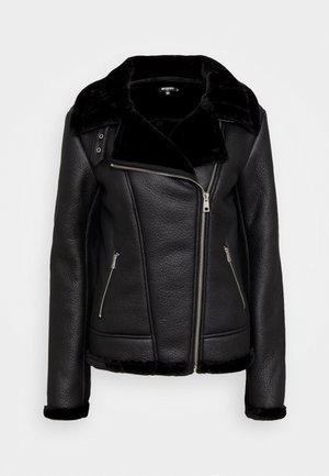Köp Vinter Skinnjackor i storlek M för Kvinna Online