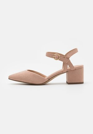 New Look Wide Fit Hot Pink Shoes | Buy