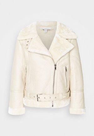 Skinnjackor   PU jackor   DAM   Modebutik på nätet