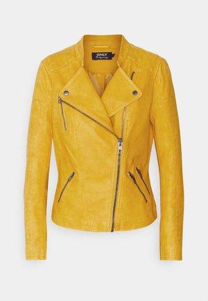 Köp Skinnjackor från Vila för Kvinna Online   FASHIOLA.se