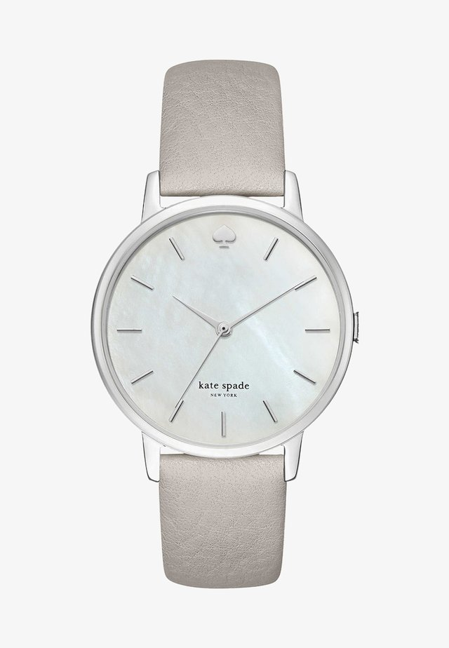 Uhr - grau