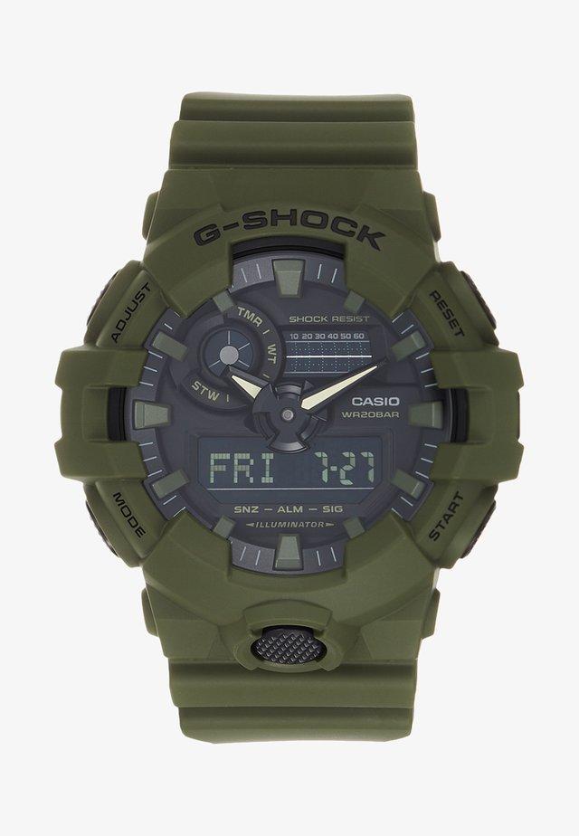 Orologio digitale - grün