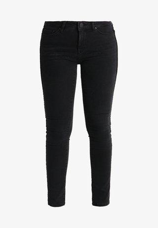 ELMA STRIPE - Jeans Slim Fit - black washed
