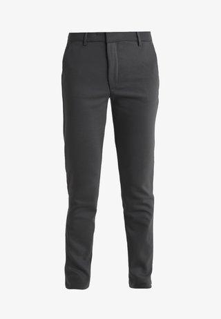ABBEY NIGHT PANT - Stoffhose - grey