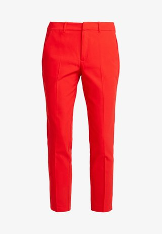 SHAPE ANKLE - Stoffhose - red
