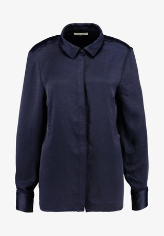 Hemdbluse - royal navy blue
