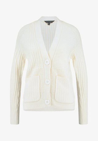 LIVVY STITCHY - Strickjacke - cream