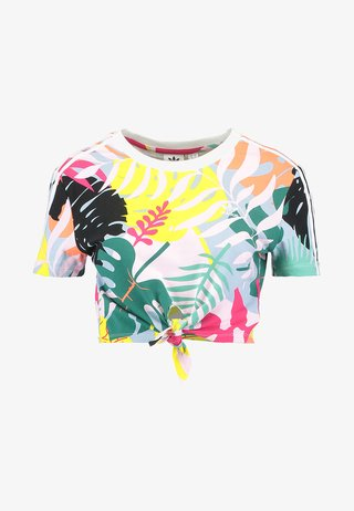 CROPPED TEE - T-shirts print - multicolor