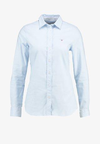 Hemdbluse - light blue