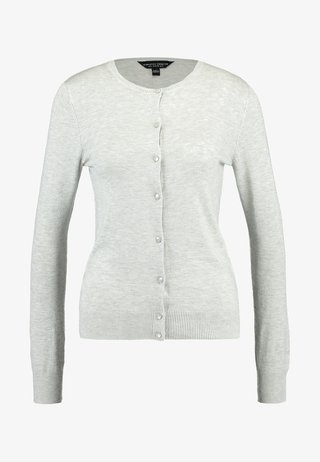 CORE CARDI - Strickjacke - grey