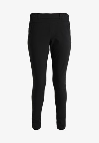 JILLIAN SOFIE PANT - Trousers - black deep