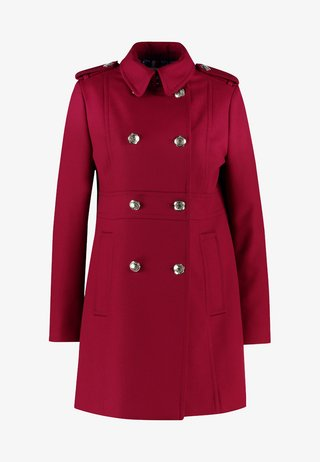 MADISON COAT - Classic coat - purple
