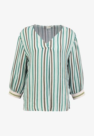 CERISSA BLOUSE - Bluser - bottle green