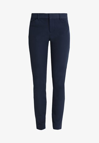 ANKLE BISTRETCH - Stoffhose - true indigo