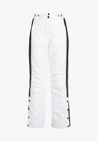SKI SALLOPETTES - Bukser - white