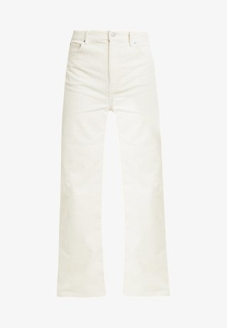 ACE TROUSER - Pantalones - off white