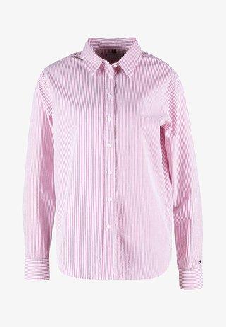 EBRU - Button-down blouse - pink