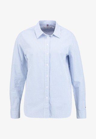 EBRU - Skjortebluser - blue
