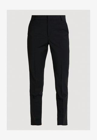 ZALA CIGARETTE PANT - Trousers - black