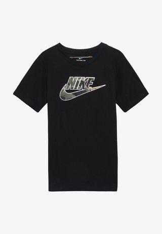 TEE FUTURA FILL - T-Shirt print - black