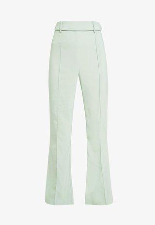 TROUSER - Kalhoty - mint