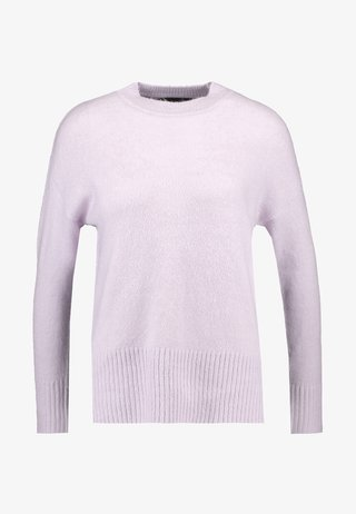 ANGELICA LEAD IN STRETCH JUMPER - Trui - lilac