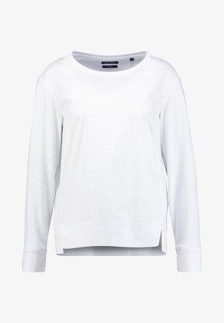 BLOUSE PATCH - Blouse - white