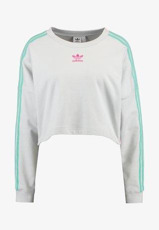CROPPED - Sweatshirt - grey one