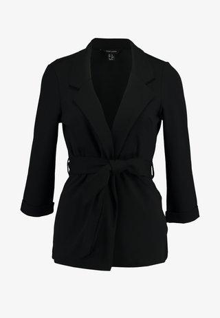 BELTED - Blazere - black
