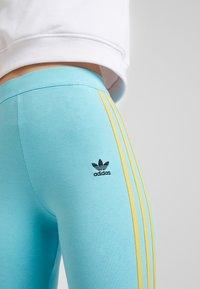 adidas Originals - TIGHTS - Leggings - easy mint - 3