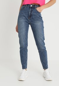 Even&Odd - Jeans baggy - blue - 1