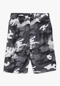 Nike Performance - DRY CAMO SHORT - Sports shorts - white/gunsmoke/thunder grey - 1