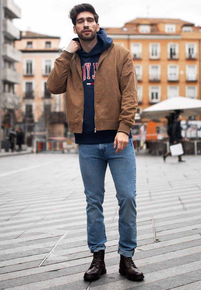 9ecc06667b2db Bluzy męskie Tommy Hilfiger zamów z dostawą gratis | w ZALANDO